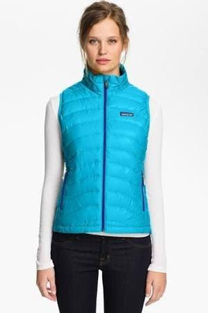 patagonia down sweater vest #nordstrom