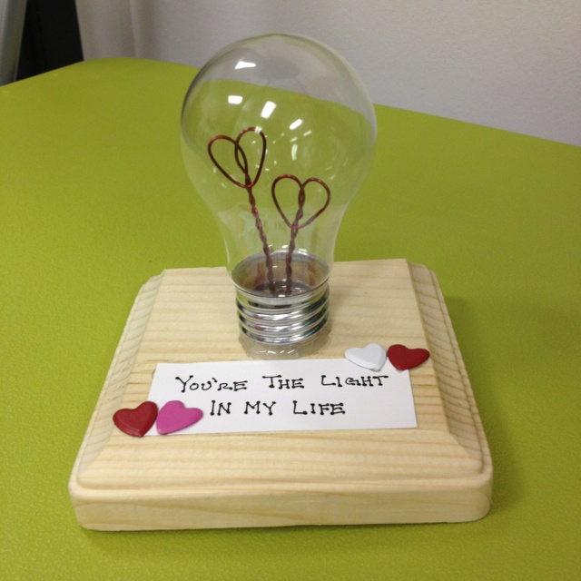 DIY Valentine's Day Gift!