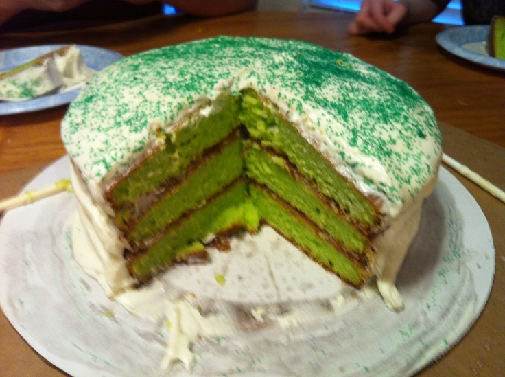 Key Lime Cake | My Yummy Stuff | Pinterest