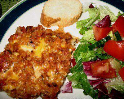 bruschetta chicken bake | In the kitchen | Pinterest