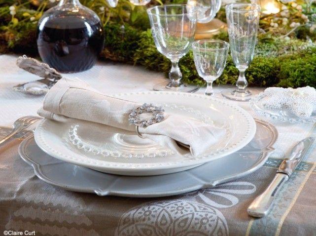 dekoracje na swiateczny stol