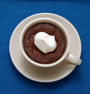 "Recipe and article on how to make a good ""Baked Hot Chocolate""!"