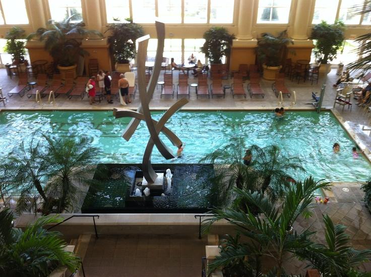 Borgata Hotel Pool My Job My Happy Place Pinterest