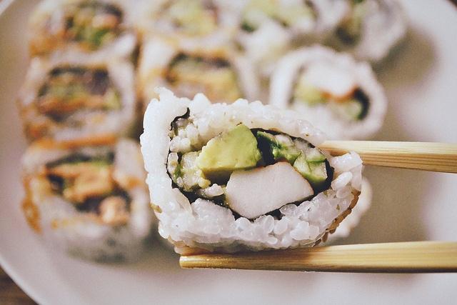 California Roll - Sushi   Sushi   Pinterest