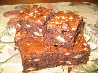 Toffee-Banana Brownies...Pillsbury bake off finalist. gotta try this ...