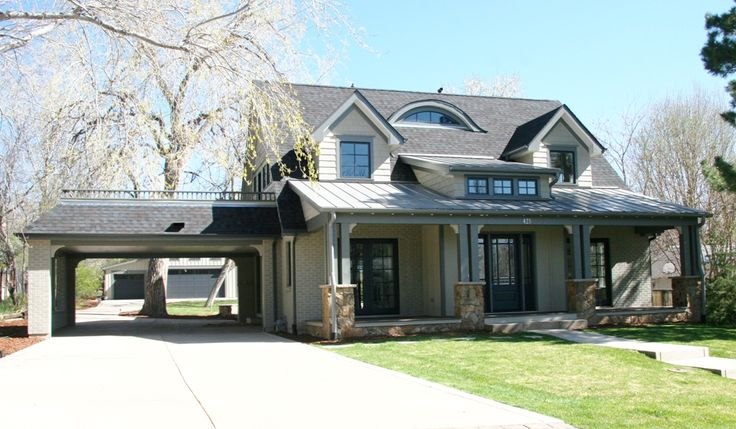 Porte cochere homes pinterest for What is a porte cochere
