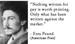 ezra pound literary essays