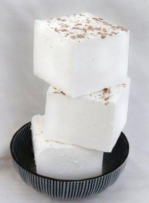 Cardamom Vanilla Marshmallow Cream Soap | Soaps | Pinterest