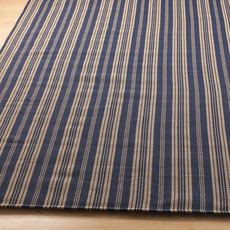 Prep School Stripe Indoor Outdoor Rug