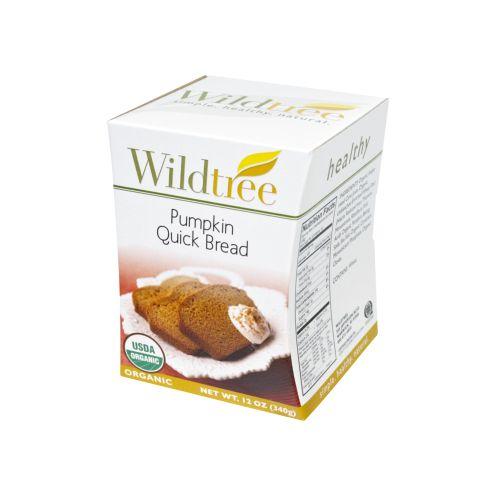 Pumpkin Quick Bread by Wildtree | Good eats | Pinterest