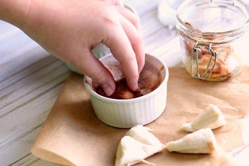Monkey Bread in a Jar | Recipe