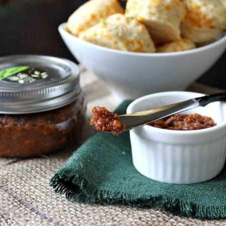 bourbon bacon jam | pretty food | Pinterest