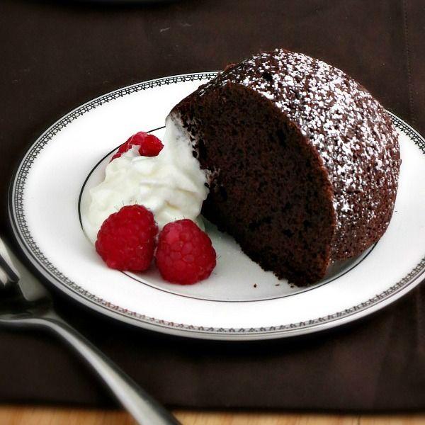 Red Wine Chocolate Cake Recipe — Dishmaps