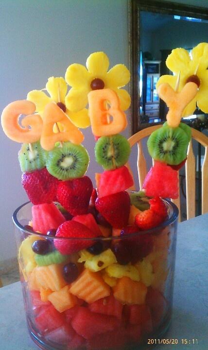 fruit tray fruit trays pinterest