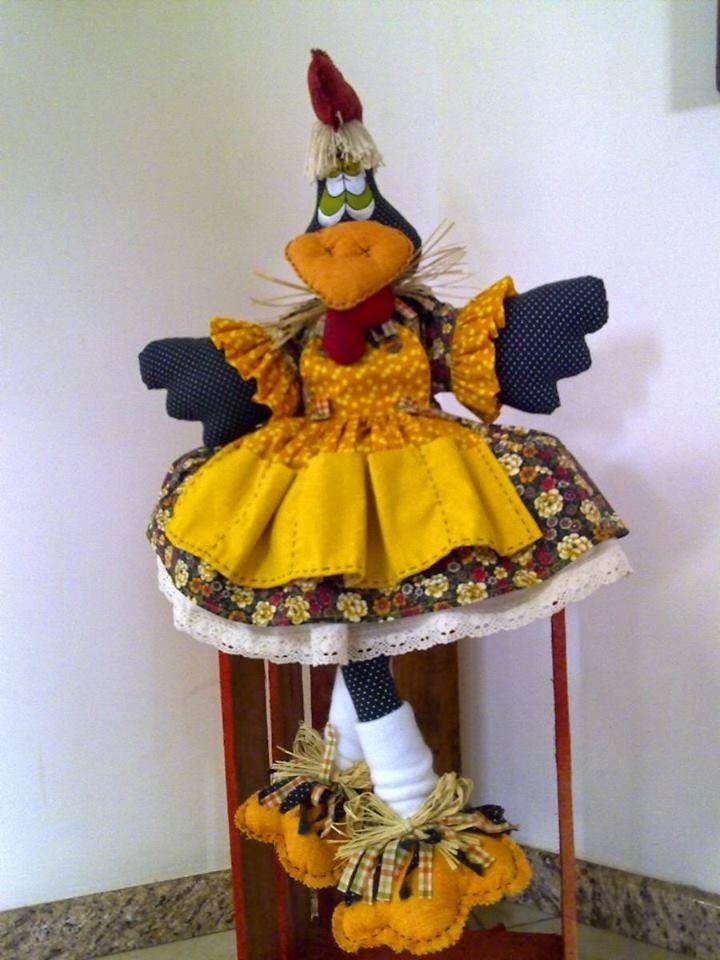 Кукла курица своими руками