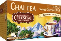 Decaf Sweet Coconut Thai Chai Tea | Celestial Seasonings