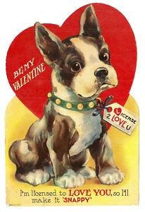 valentine's day dog names