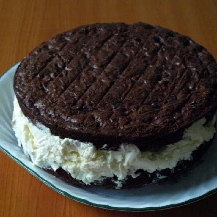 Giant Ice Cream Sandwich | Sweet | Pinterest