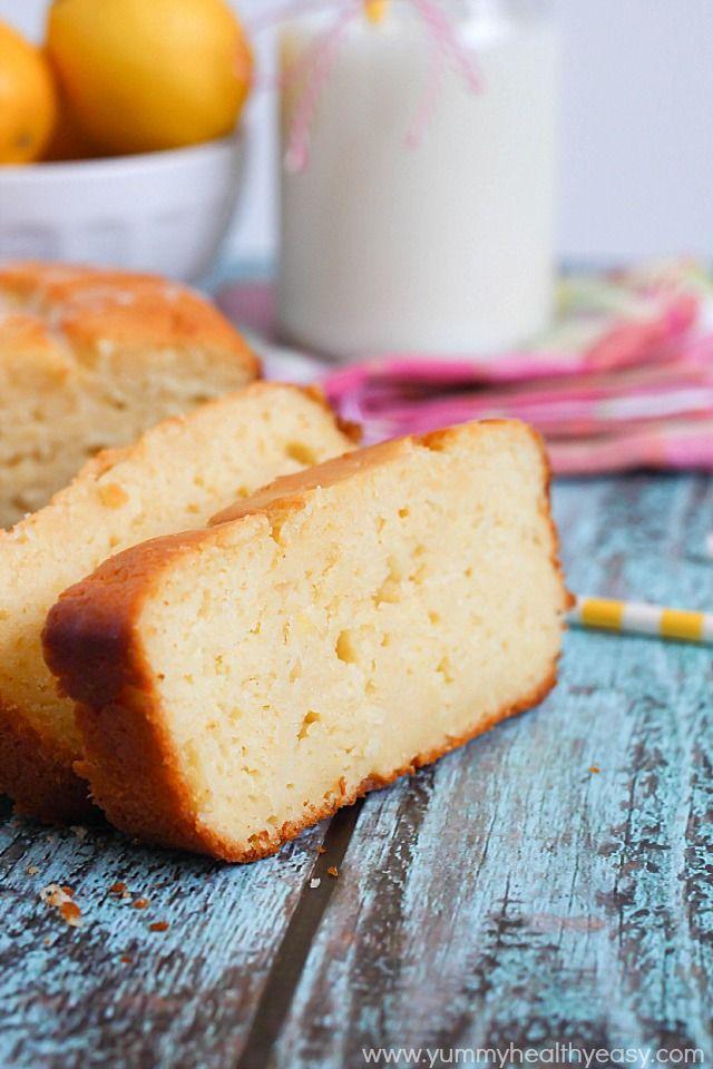 Lemon Yogurt Cake | Recipe