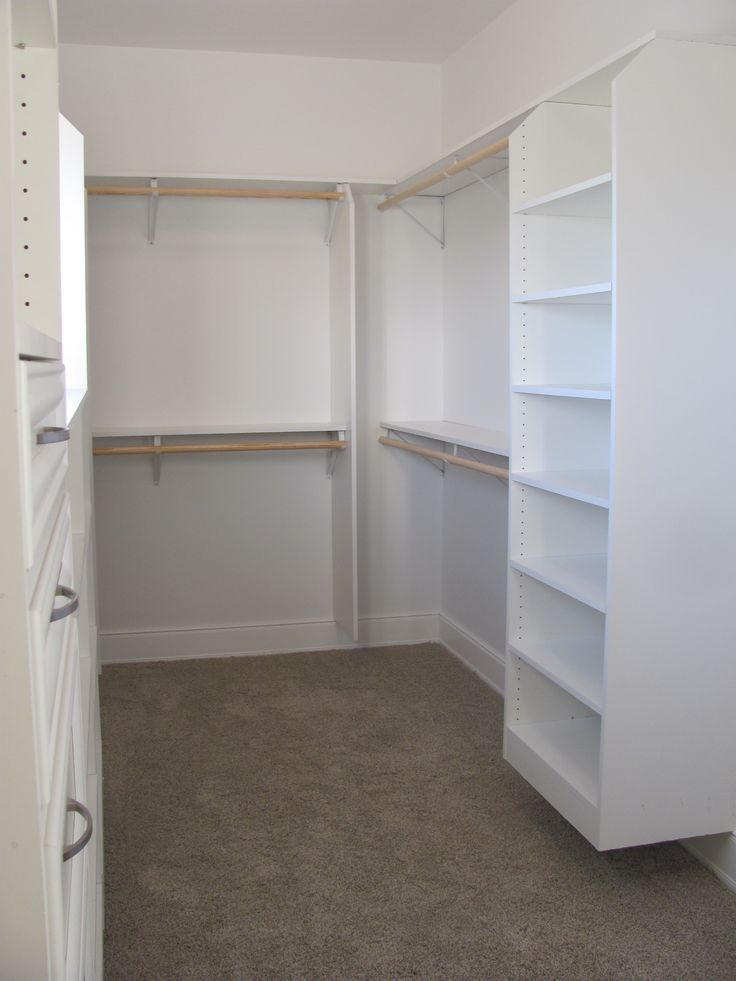 walk in closet home renovation pinterest