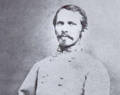 Brigadier General Randall Lee Gibson, CSA  (1832 –1892)