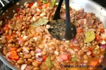 Frijoles Refritos (Refried Beans) | Recipes | Pinterest