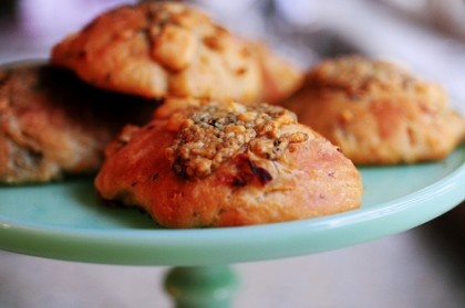 Rosemary/Onion Bread with Cheese topping | Bread/Pizza/Pie/Muffin/Cra ...