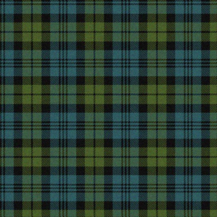 Scottish Plaid Magnificent With Clan Grant Tartan Picture