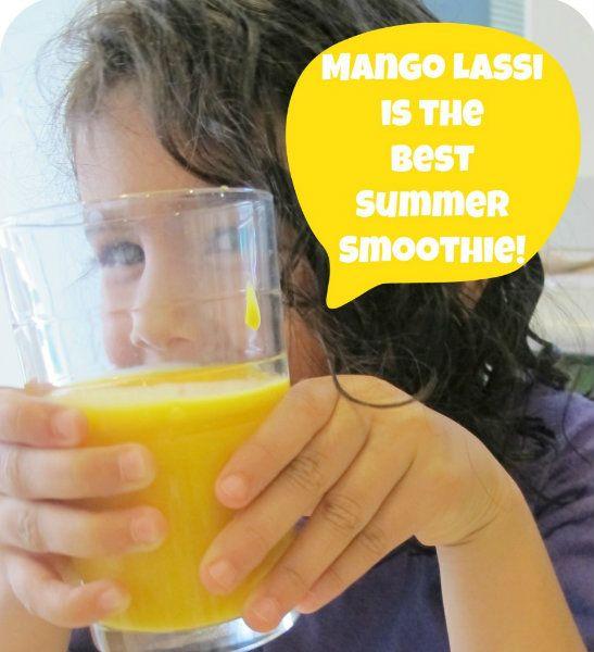 Easy Mango Lassi Recipe | I really wish I had access to a real kitche ...