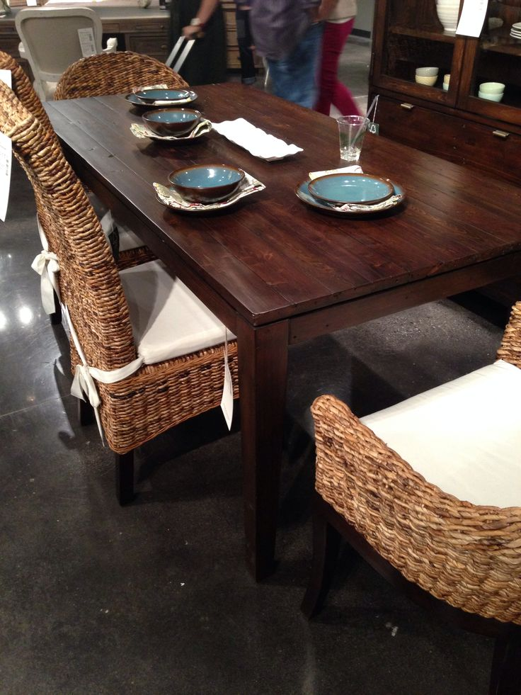 Four Hands Dining Table Retail 699 Arriving Soon