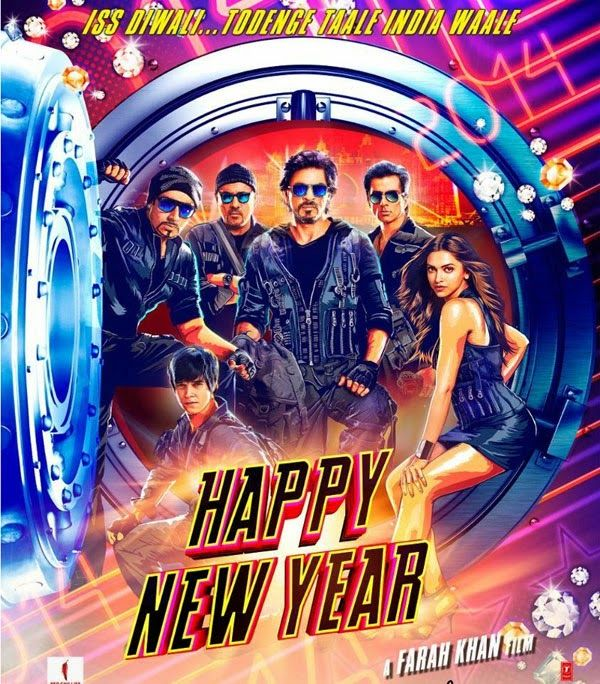 Happy New Year - Full Movie Review in Hindi - Shahrukh