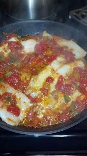Skillet Cajun Flounder | Scrumptious - Main dish | Pinterest