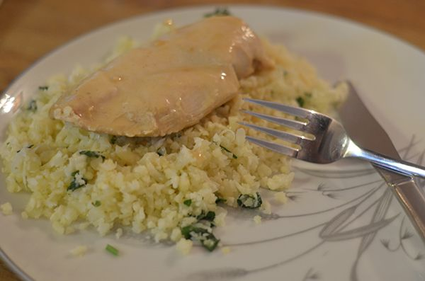 Coconut Milk Chicken | Dinner | Pinterest