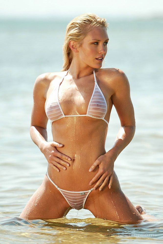 Nicky Whelan Swimsuit Model | Woooh | Pinterest