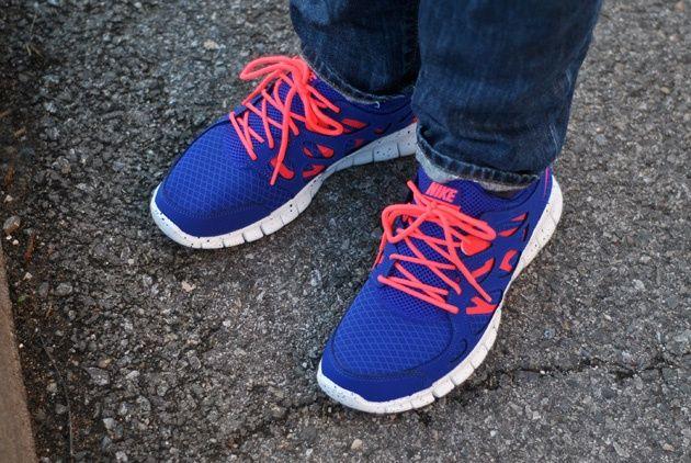 blue free run,so pretty nike shoes cheap