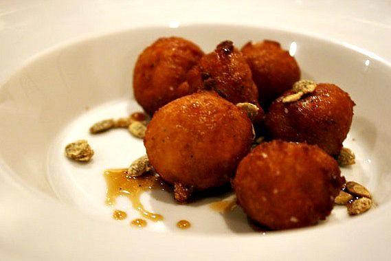 and ricotta sweet potato potato salad beignets beignets beignets sweet ...