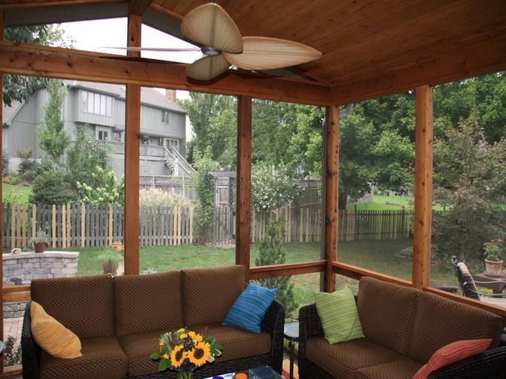 Leawood covered porch design back porch ideas pinterest for Covered porch decorating ideas