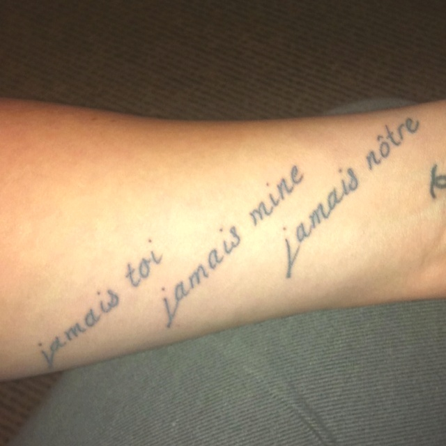 Ever thine. Ever mine. Ever ours   Ink   Pinterest