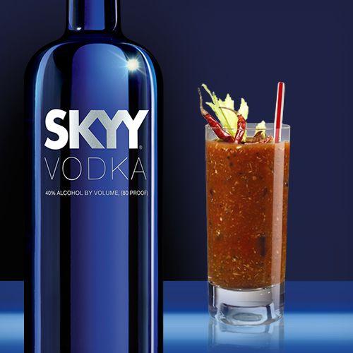Pin by SKYY Vodka on SKYY Vodka Cocktail Recipes | Pinterest