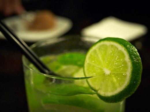 cinnamon caipirinha | Boozy | Pinterest