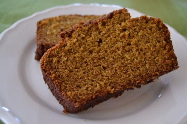 Whole Grain Pumpkin Quick Bread | Grain Mill Wagon Challenge | Pinter ...