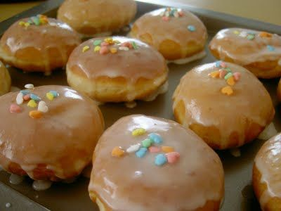 Homemade Yeast Doughnuts | yyumm yyumms | Pinterest