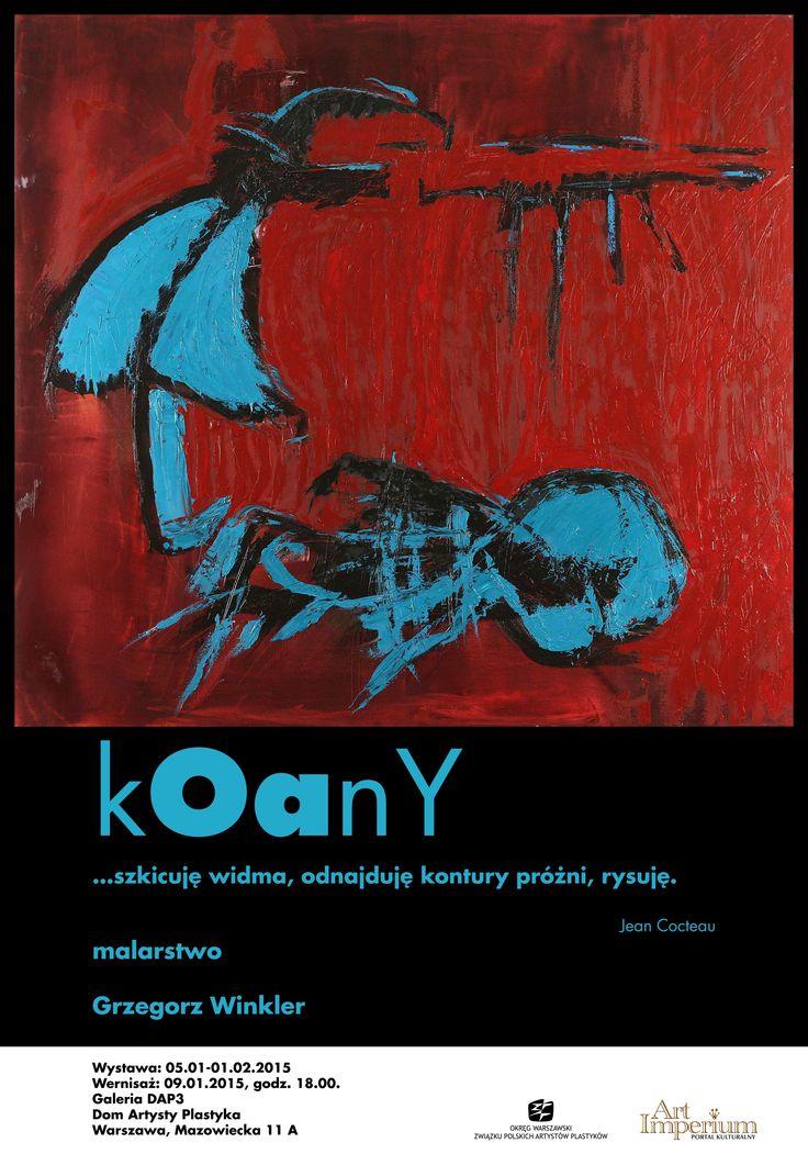 Koany - Grzegorz Winkler