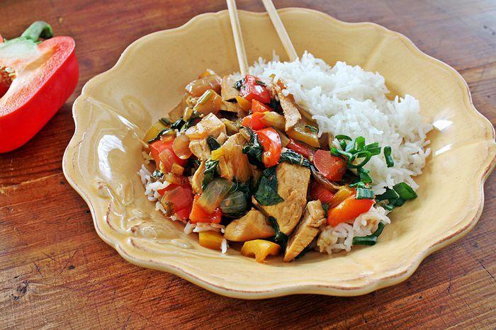 Thai Basil Stir-Fry (Put Kaprow) Recipes — Dishmaps