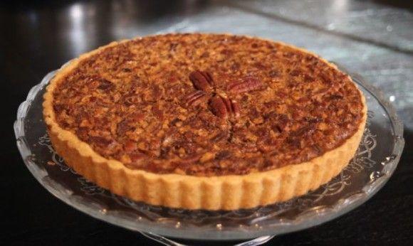 Maple Pecan Tart - You're Welcome - Life In Pleasantville