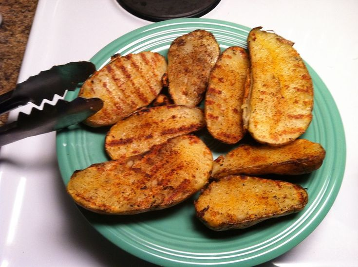 Easy Grilled Potatoes | Instructables | Pinterest