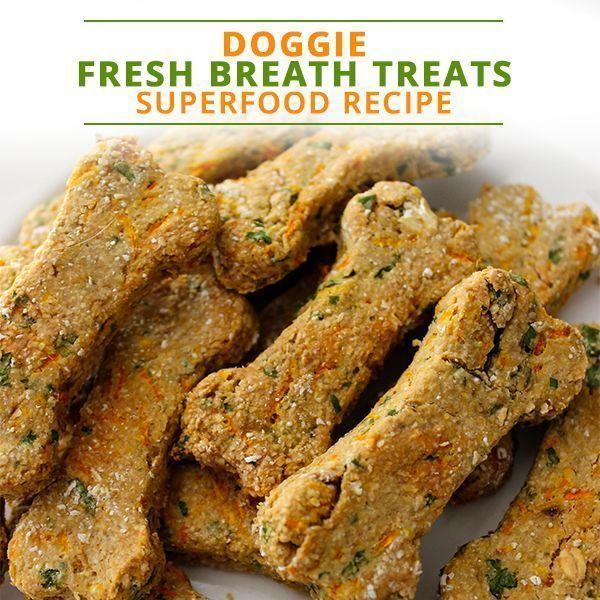 Superfood Doggie Fresh Breath Treats
