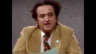 The Luck of the Irish SNL John Belushi