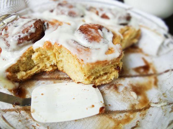 100th Recipe: Old Fashioned Cinnamon Rolls