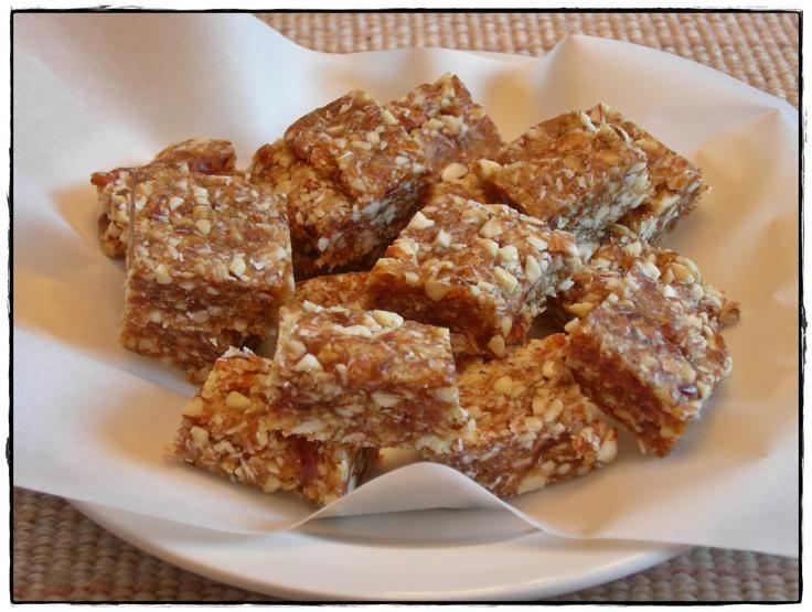 Coconut Almond Joy Bites from Additive-Free Eats